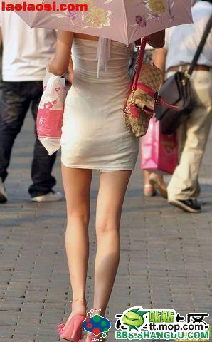 Fesyen pelik, Pakai Skirt Seluar Dalam Dibiarkan Londeh